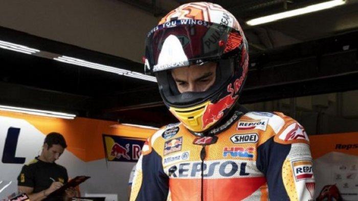 Berita MotoGP Spanyol Hari Ini: Marquez Jatuh Lagi di FP3 Moto GP Jerez, Cek Lanjut di Rumah Sakit