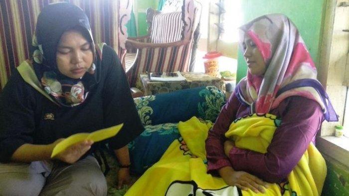 Keguguran saat Tugas di TPS, Dewi Ikhlaskan Janin Bayinya demi Bangsa