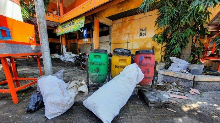 Pengelolaan Sampah Bermasalah, Pasar Argosari Wonosari Harapkan Solusi