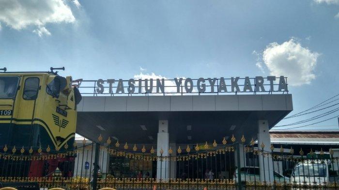 Kenaikan Penumpang di Stasiun Yogyakarta Mulai Terlihat