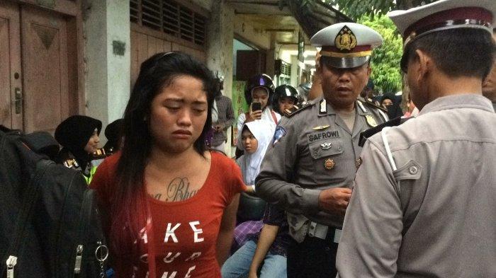 Ngamuk Saat Ditilang, Ngakunya Motor Teman Ternyata STNK Atas Namanya