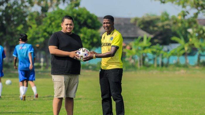 Tiga Talenta Muda Sepak Bola DIY Direkrut Borneo FC U16 dan U18