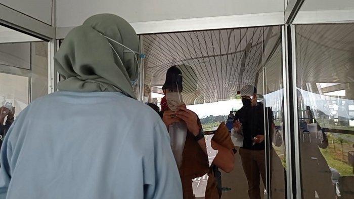 Penggunaan Alat GeNose C19 Diberlakukan Perdana bagi Penumpang di Bandara YIA