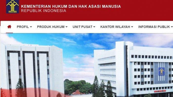 Info Seleksi Penerimaan CPNS Kemenkumham 2021, Kabar Terbaru Cek di Cpns.kemenkumham.go.id
