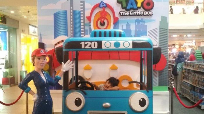 Malioboro Mall Hadirkan Tayo The Little Bus untuk Liburan Keluarga