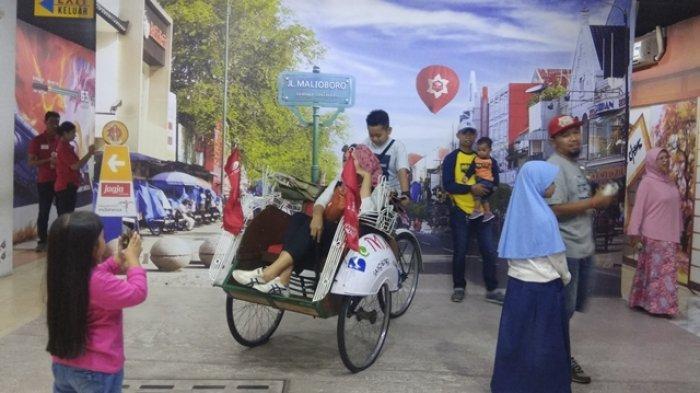 De Mata Trick Eye Museum Yogyakarta Kembali Dibuka Dengan Uji Coba Terbatas Tribun Jogja