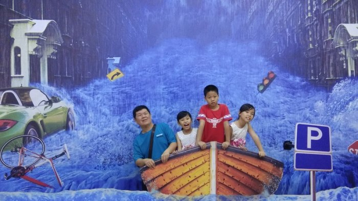 5 Daftar Wisata di Jogja yang Ramah Anak, Main di Dunia Ice Cream Hingga Bertemu Pahlawan Super