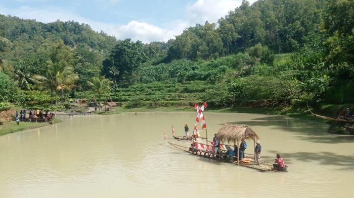 Destinasi Baru, Embung Blubuk di Kulon Progo Jadi Tujuan Para Wisatawan