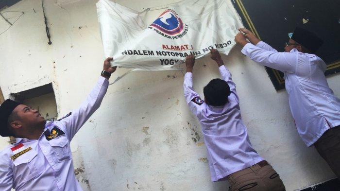 Dilarang Dukung Jokowi, Seluruh Pengurus Pemuda Perindo di DIY Mengundurkan Diri