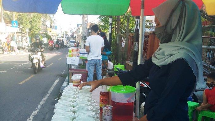 Es Pisang Ijo Menu Berbuka Puasa yang Paling Dicari Saat Ramadan