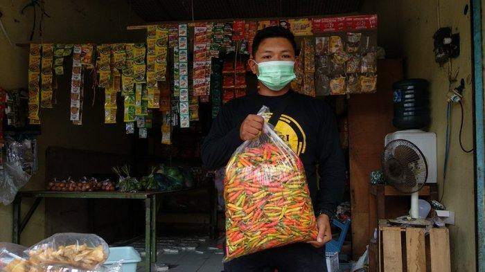 Disdag Bantul Sebut Harga Cabai Rawit Naik Karena Musim Hujan