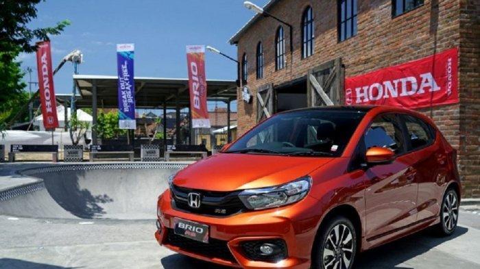 Honda Brio Satya Masih Memimpin Penjualan Mobil Murah Selama Juli 2020
