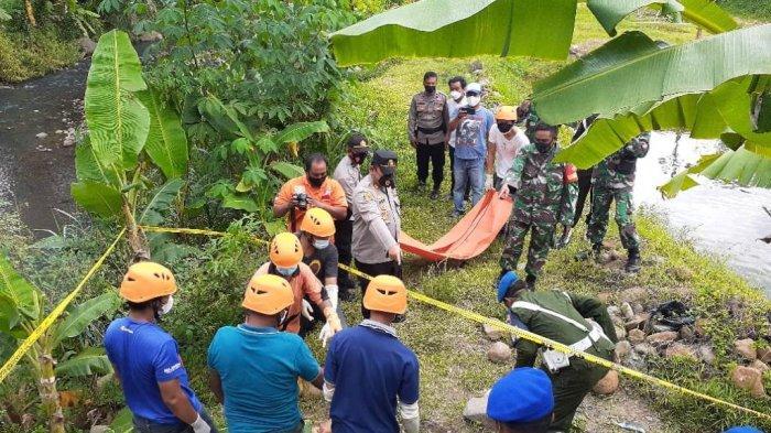 Pensiunan TNI AD Ditemukan Meninggal di Kali Sempor
