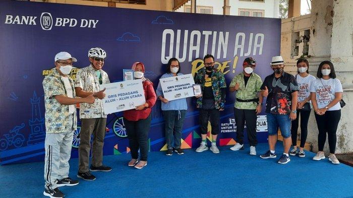 Sosialisasikan QRIS, BPD DIY Gelar 'Quatin Aja Ride'