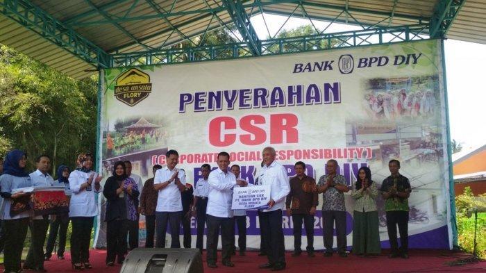 BPD DIY Salurkan CSR Rp7 Miliar Sepanjang 2018