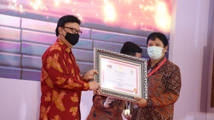 Program PanganKu Lolos Outstanding Achievement of Public Service Innovation 2020