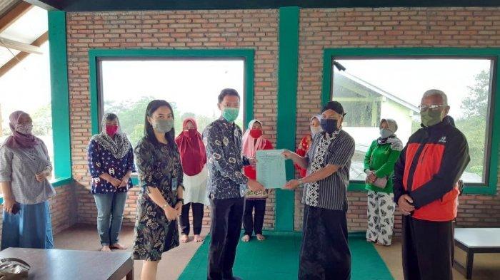 Bank BPD DIY Cairkan PEDE untuk IKM Jadah Tempe Kaliurang