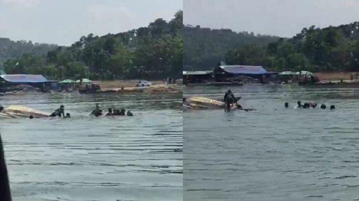 Tragedi Perahu Terbalik di Waduk Kedung Ombo Boyolali, Berawal dari Swafoto hingga Berujung Pilu