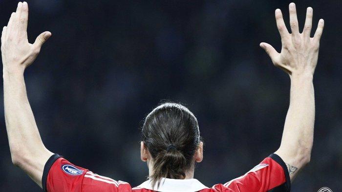 Hasil Liga Italia, AC Milan Kalahkan Cagliari, Ibrahimovic Buktikan Diri Masih Berbahaya di Usia 38