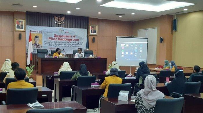Perangi Paham Ekstremisme, DPD RI Gandeng Ikatan Pelajar Muhammadiyah DIY