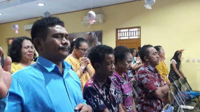 Perayaan Natal di Gereja Korban Tsunami Selat Sunda Berlangsung Haru, Hampir  Semua Jemaat Menangis