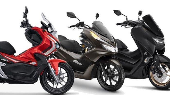 Harga Honda PCX, Honda ADV, Yamaha NMAX,  Yamaha Aerox Saat Ini Stabil, Ini Penjelasannya