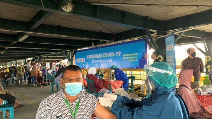 Percepat Pemulihan Ekonomi, DANA Bantu Pemerintah Yogyakarta Gelar Vaksinasi Covid-19