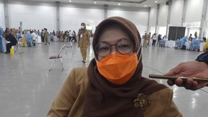 Percepat Vaksinasi, Kantor Dinkes DI Yogyakarta Layani Penyuntikan Vaksin Khusus Lansia
