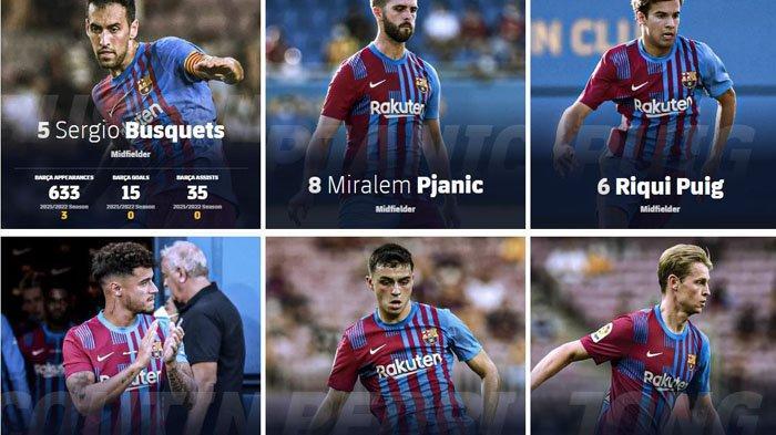 Pergerakan Bursa Transfer FC Barcelona, Libatkan Klub Premier League dan Bundesliga
