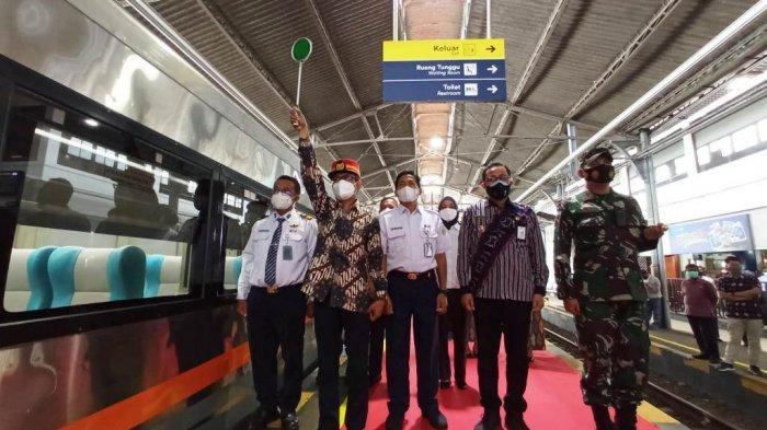 Pergi Jogja-Jakarta Naik Kereta Cukup 6 Jam 20 Menit Saja
