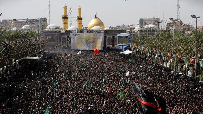 Puluhan Orang Tewas Akibat Berdesakan Saat Ritual Asyura di Irak