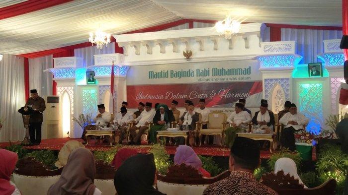 Beberapa Tokoh Penting Turut Hadiri Maulid Baginda Nabi Muhammad di Yogyakarta