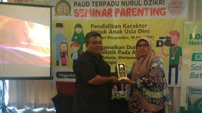 Peringati Hari Kartini, PAUD Terpadu Nurul Dzikri Menggelar Seminar Parenting