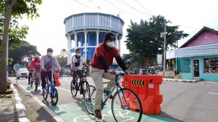 Peringati Hari Sepeda Sedunia, Pemkot Magelang Instruksikan Berangkat Kerja Naik Sepeda