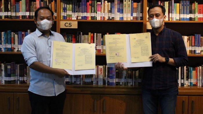 Sinergikan Keunggulan yang Dimiliki, Lab IP UMY dan DKV ISI Yogyakarta Jalin Kerjasama