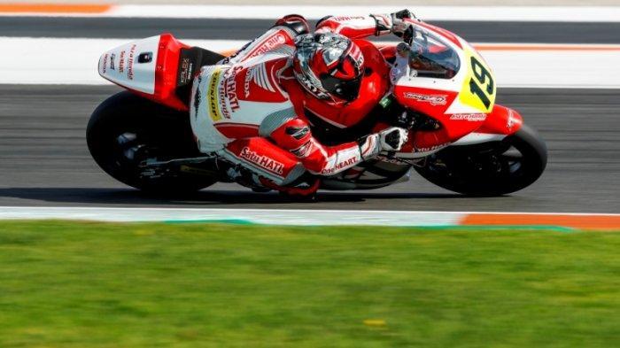 MOTOGP Valencia: Andi Gilang Belum Temukan Kecepatan Ideal, Tapi Sudah Ungguli Pebalap Malaysia