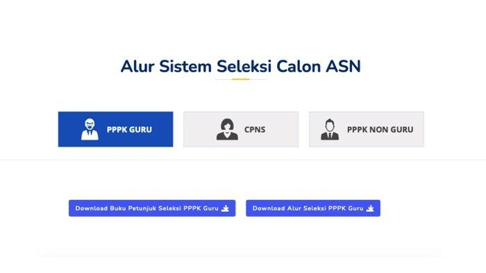 Informasi Pendaftaran CPNS dan PPPK 2021