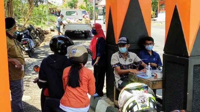 Perkuat Prokes Saat Libur Lebaran, Destinasi Wisata Gunungkidul Dipantau 359 Personel