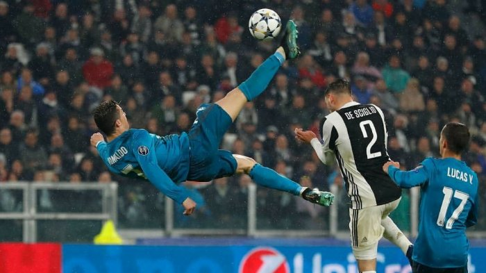 Ronaldo Resmi Kenakan Seragam Juve, Begini Ucapan Para Pemain Madrid
