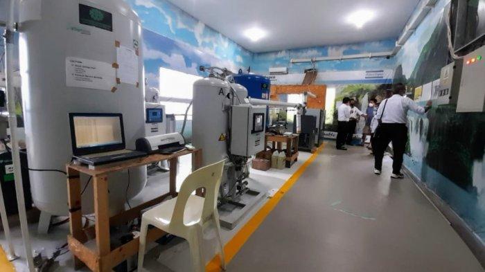 Minggu Pagi, Pemda DIY Terima Pasokan Oksigen 2 Ton, Langsung Didistribusikan ke RS Rujukan Covid-19