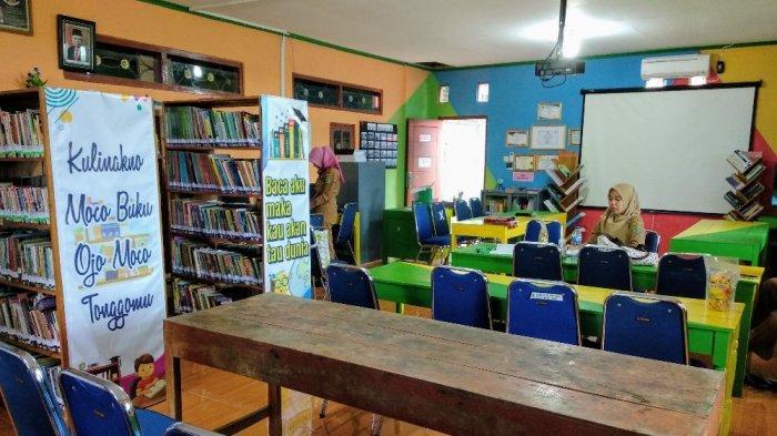 Wakili DI Yogyakarta, Perpustakaan Desa Pengkol Nglipar Gunungkidul Sabet Juara 3 Nasional