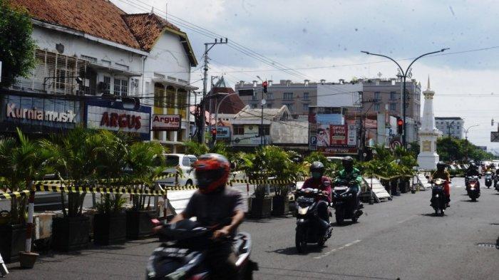 Proyek Revitalisasi Jalan Sudirman dan Penataan Kawasan Tugu Dimulai