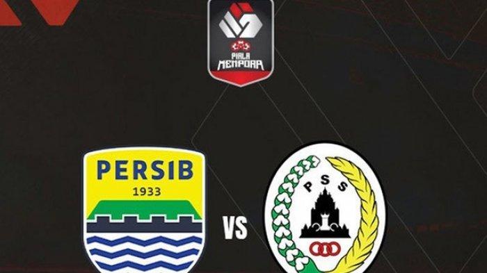 Siaran Langsung Piala Menpora 2021 PERSIB Bandung vs PSS Sleman Tayang di Channel Indosiar