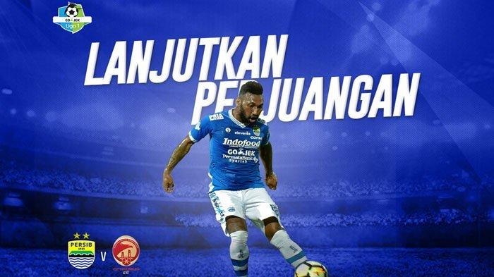 Siaran Langsung Indosiar Persib Bandung Vs Sriwijaya FC, Live Streaming via Vidio.com Jam 16.00 WIB