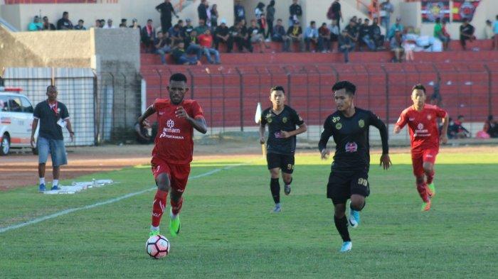 Persiba Bantul vs Persatu Tuban, Laskar Sultan Agung Selangkah Lagi Kantongi Tiket 16 Besar Liga 3