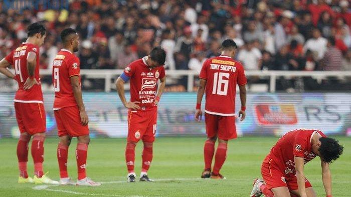 Live Streaming INDOSIAR Hasil Liga 1 2019, Gawang Persija Jadi Bulan-bulanan Bhayangkara di Babak I