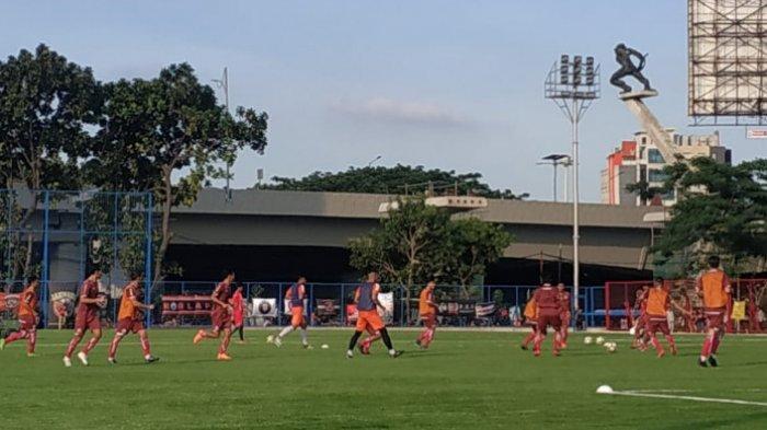 Persija Jakarta Mulai Jalani Latihan Perdana, 5 Pemain Baru Ikut Bergabung Bersama 25 Pemain Lainnya