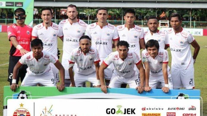 Persija Jakarta vs PSM Makassar, Macan Kemayoran Susulkan Pemain ke Bantul
