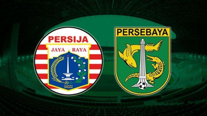 LINK Live Streaming Liga 1 Persija vs Persebaya Tayang Siaran Langsung Indosiar