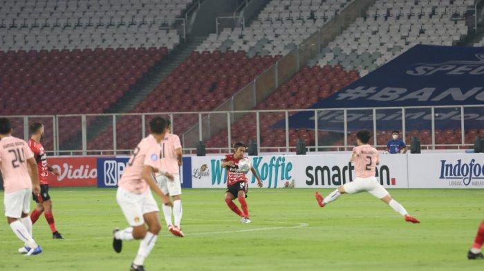 Live Streaming Persik Kediri vs Borneo FC BRI Liga 1 2021 di O Channel Malam Ini Pukul 18.15 WIB